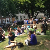 Photo taken at Golden Square by Amanda F. on 7/5/2013