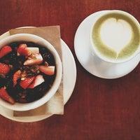 Das Foto wurde bei Tiago Espresso Bar + Kitchen von Audrey L. am 7/7/2013 aufgenommen