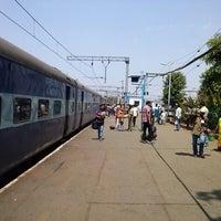 Photo taken at Igatpuri Railway Station by Yash I. on 5/14/2014