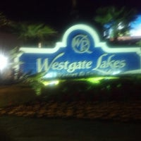 Photo taken at Westgate Lakes Resort & Spa by Melody d. on 3/25/2013