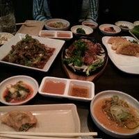 Photo taken at Don's Bogam Korean BBQ & Wine by Lícia D. on 1/19/2013