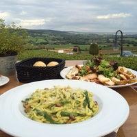 Photo taken at Restaurant Gerardushoeve by Mervat A. on 8/18/2014