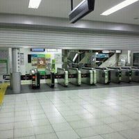 Photo taken at Nagatsuta Station by Y.Kitaoka on 9/20/2012