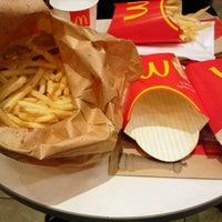 Photo taken at McDonald's by Y.Kitaoka on 12/13/2012