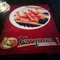 Photo taken at Tempura Japanese Grill by Rocci D. on 4/10/2013