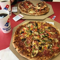 Photo taken at Domino's Pizza by M.Talha B. on 5/1/2017