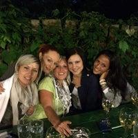 Photo taken at Restaurace Terasa by Alena Š. on 8/22/2014