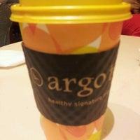 Photo taken at Argo Tea by Sylmina Dalily A. on 10/5/2012