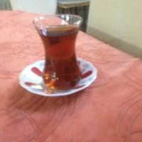 Photo taken at Kırmızı Han Cafe by Ayşın Ö. on 7/4/2015
