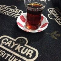 Photo taken at Kırmızı Han Cafe by Ayşın Ö. on 1/11/2016