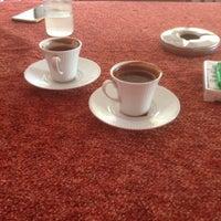 Photo taken at Kırmızı Han Cafe by Ayşın Ö. on 6/17/2015