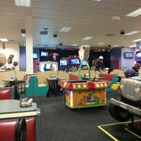 Photo taken at Chuck E. Cheese's by Louis B. on 12/20/2012