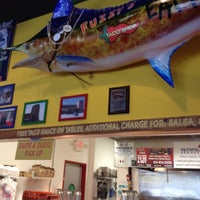 Photo taken at Fuzzy's Taco Shop by Susan D. on 9/25/2012