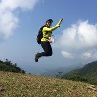 Photo taken at Mt. Daguldol summit by Den P. on 3/26/2016