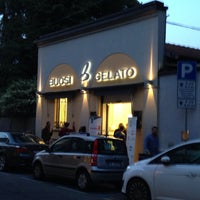 Photo taken at Buosi Gelato by Andrea C. on 6/1/2014
