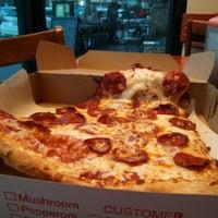 Photo taken at Jumbo Slice Pizza by Robert C. on 2/9/2013