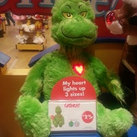 Photo taken at Build-A-Bear Workshop by Elainebow on 11/17/2012