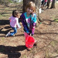 Photo taken at Woodstock Elementary School by Elainebow on 3/27/2013