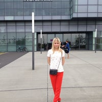 Photo taken at Oticon by Нелли Р. on 6/11/2014