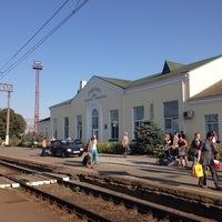 Photo taken at Гребiнка by Янка . on 8/20/2014