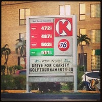 Photo taken at 76 Circle K Ypao by Charlotte A. on 9/26/2013