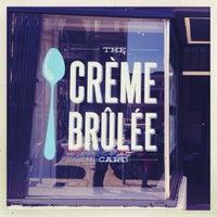 Photo taken at The Crème Brûlée Cart Shop by Danny C. on 7/5/2013