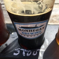 Photo taken at Monhegan Brewing Company by Dave M. on 6/11/2017