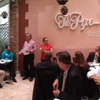 Photo taken at Tio Pepe Restaurant by Greenwich Village Chelsea Chamber of Commerce on 9/26/2013