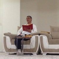 Photo taken at dicle üniversitesi dersanesi by Osman B. on 9/18/2014