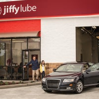Photo taken at Jiffy Lube by F.L. Roberts on 4/7/2015