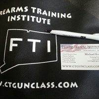 Photo taken at Firearms Training Institute, LLC. by John C. on 3/15/2013