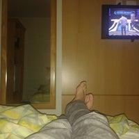 Photo taken at Hotéis Ok by Renan L. on 5/11/2014