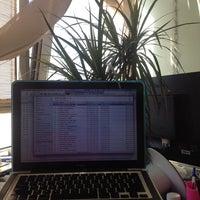 Photo taken at Новый офис MacShop by Roman aka Rohas K. on 7/9/2014