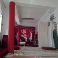 Photo taken at Çorlu Alperen Ocakları by Emre Türkalp S. on 6/3/2014