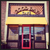 Photo taken at Good Day Café Bad Day Bar by Johnny S. on 10/16/2013