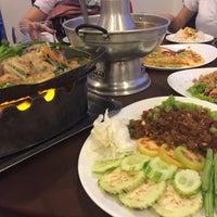 Photo taken at Nearykhmer Restaurant by Naruemon S. on 7/12/2017
