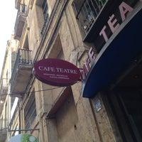 Photo taken at Café Teatre by Olga L. on 8/11/2014