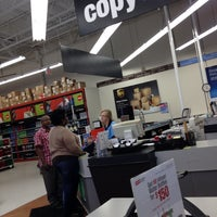 Photo taken at Staples by Juan A. on 9/23/2013
