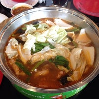 Photo taken at Hot Pot Inter Buffet by Ffangly M. on 1/8/2017