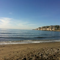 Photo taken at Playa de Calabajío by Marian V. on 10/17/2012