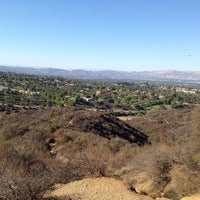 Photo taken at Caballero Canyon Trail Access by Rajesh K. on 11/2/2013