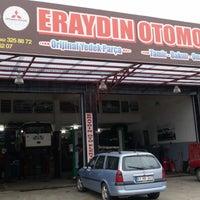 Photo taken at Eraydın Otomotiv by Cengizhan E. on 4/8/2015