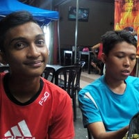 Photo taken at Juvita Seafood Restaurant by نور ا. on 10/18/2014