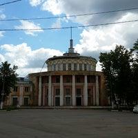 Photo taken at Речной вокзал by Alexei S. on 7/5/2014