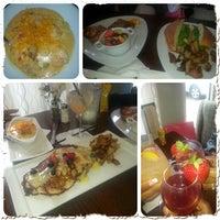 Photo taken at MOSAIC Restaurant Charleston by Keira R. on 6/16/2013
