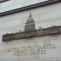 Photo taken at U.S. Capitol Visitor Center by Joseph L. on 1/17/2013