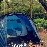 Photo taken at Graffham Camping & Caravanning Club by Ian Maritn A. on 8/12/2017