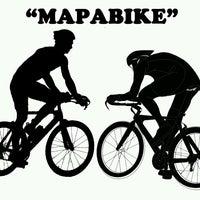 Photo taken at MapaBike,,, by Jose Luis Z. on 5/27/2014