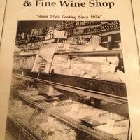 Photo taken at Greenblatt's Delicatessen & Fine Wine Shop by Teena B. on 1/27/2013