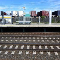 Photo taken at Newark Penn Station - Track 1 by Kyle M. on 5/10/2013